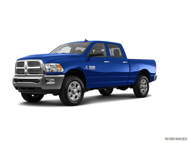 Top Expert Rated Trucks of 2017 - 2017 Ram 3500 Crew Cab