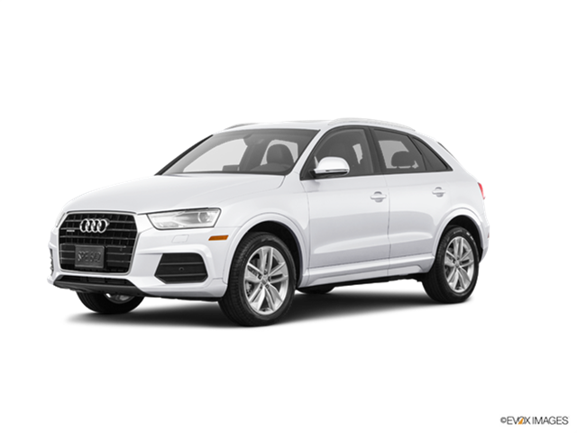 audi q3 new and used audi q3 vehicle pricing kelley blue book. Black Bedroom Furniture Sets. Home Design Ideas