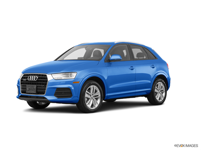 Top Consumer Rated SUVs of 2017 - 2017 Audi Q3