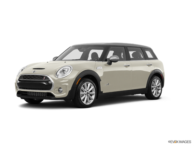 2018 Mini Clubman Cooper S All4 New Car Prices Kelley Blue Book