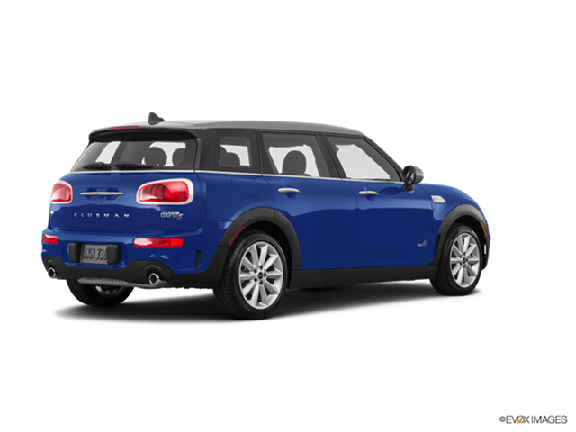New Car 2018 MINI Clubman Cooper ALL4