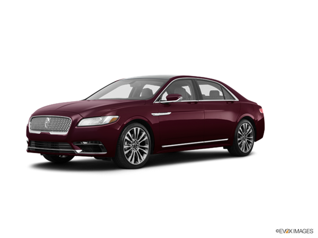 Best Safety Rated Luxury Vehicles of 2018 - 2018 Lincoln Continental