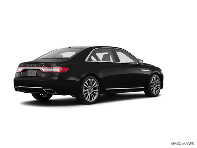 New Car 2017 Lincoln Continental Reserve