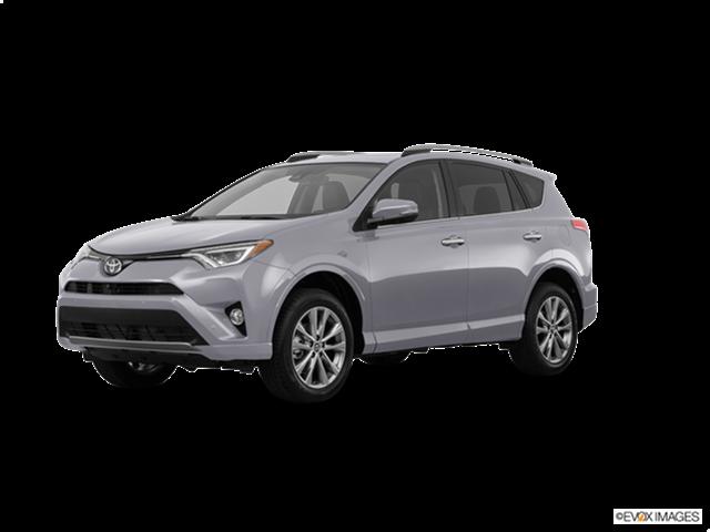 New 2018 Toyota Rav4 Platinum