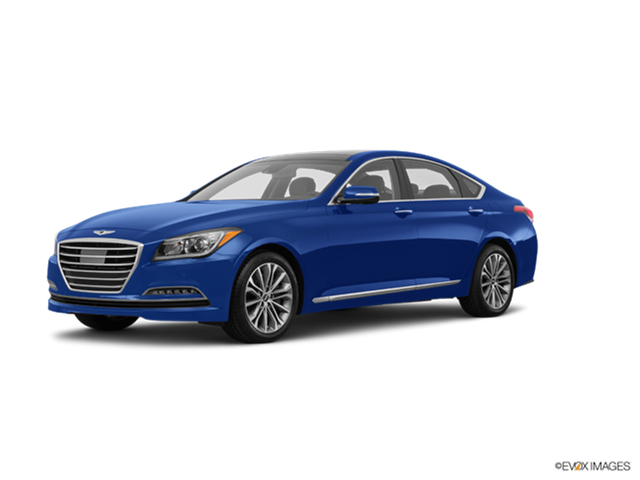 Best Safety Rated Luxury Vehicles of 2017 - 2017 Genesis G80