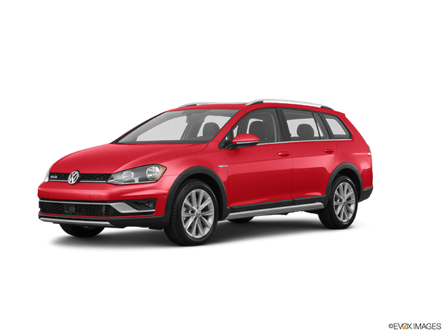 Best Safety Rated Wagons of 2017 - 2017 Volkswagen Golf Alltrack