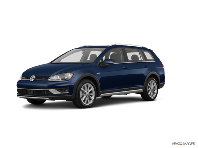 New Car 2017 Volkswagen Golf Alltrack TSI SE