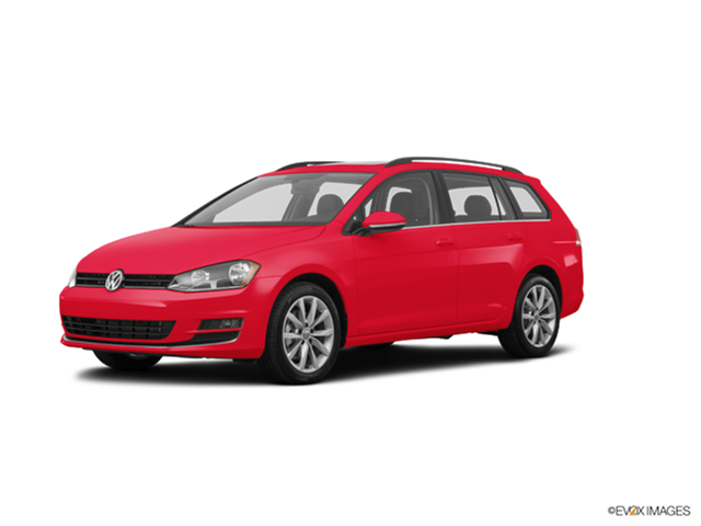 Highest Horsepower Wagons of 2017 - 2017 Volkswagen Golf SportWagen