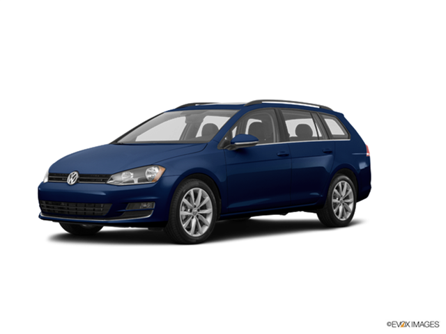 Most Popular Wagons of 2017 - 2017 Volkswagen Golf SportWagen