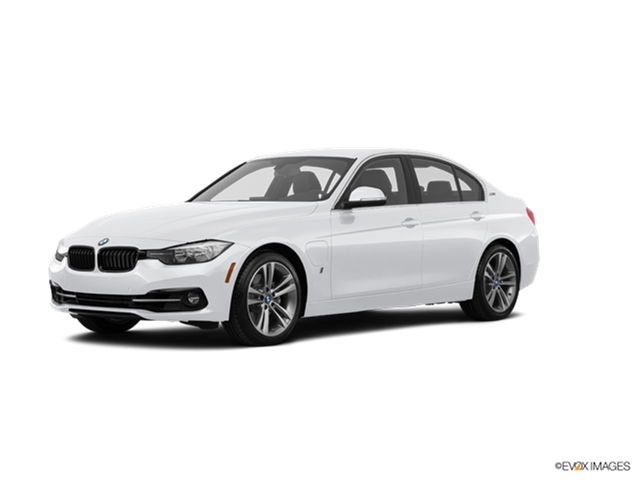 New Car 2017 BMW 3 Series 330e iPerformance