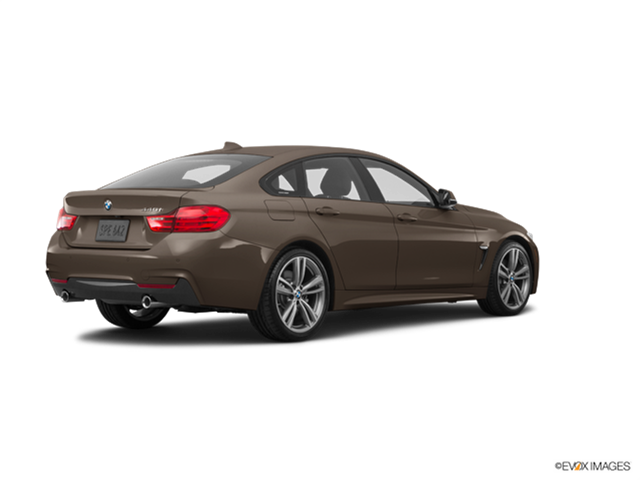 New Car 2017 BMW 4 Series 440i Gran Coupe