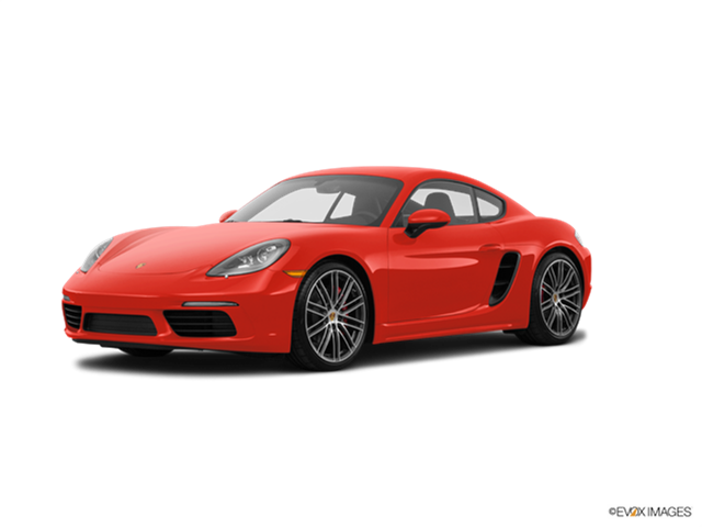 Top Consumer Rated Coupes of 2018 - 2018 Porsche 718 Cayman