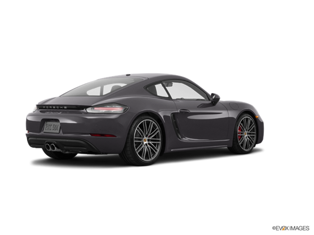 New Car 2018 Porsche 718 Cayman S