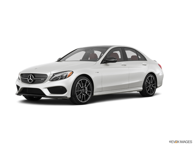 2018 mercedes benz mercedes amg c class kelley blue book for Mercedes benz c service cost