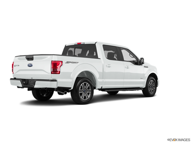 New Car 2017 Ford F150 SuperCrew Cab XLT