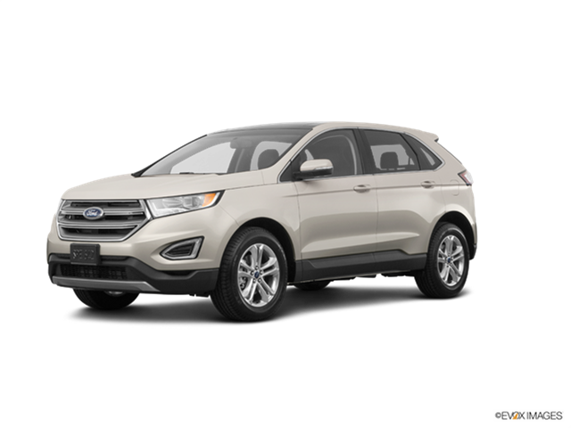 2017 ford edge sel new car prices kelley blue book. Black Bedroom Furniture Sets. Home Design Ideas
