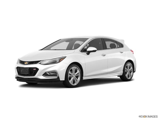 New Car 2017 Chevrolet Cruze Premier