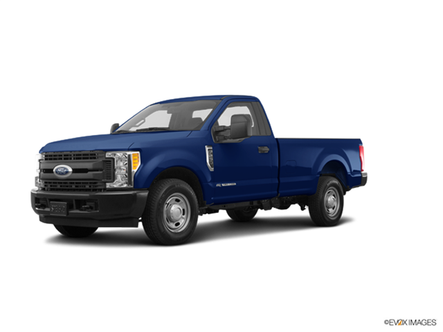 Top Consumer Rated Trucks of 2017 - 2017 Ford F250 Super Duty Regular Cab