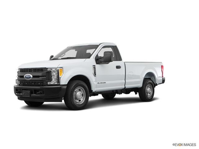 2017 Ford F250 Super Duty Regular Cab
