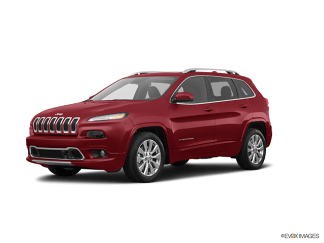 New Car 2017 Jeep Cherokee Overland