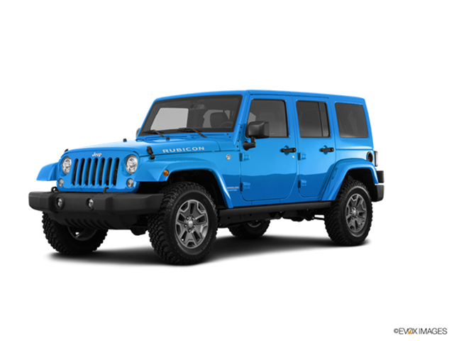 2018 Jeep Wrangler Unlimited Rubicon Jk New Car Prices Kelley