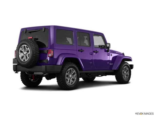 New Car 2018 Jeep Wrangler Unlimited Rubicon (JK)