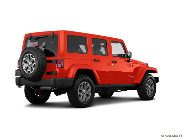 New Car 2017 Jeep Wrangler Unlimited Rubicon