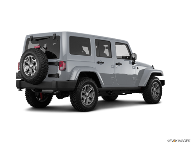New Car 2017 Jeep Wrangler Unlimited Winter