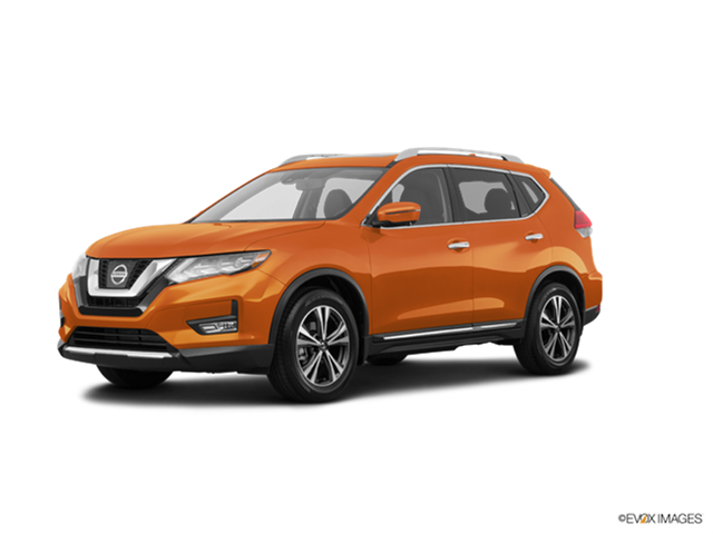 Most Fuel Efficient Crossovers of 2018 - 2018 Nissan Rogue