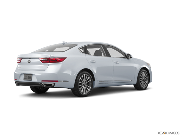 New Car 2017 Kia Cadenza Premium