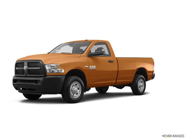 Most Popular Trucks of 2017 - 2017 Ram 2500 Regular Cab