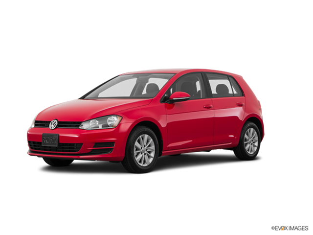 New Car 2017 Volkswagen Golf TSI SEL