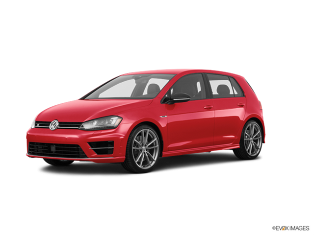 Top Consumer Rated Sedans of 2017 - 2017 Volkswagen Golf R