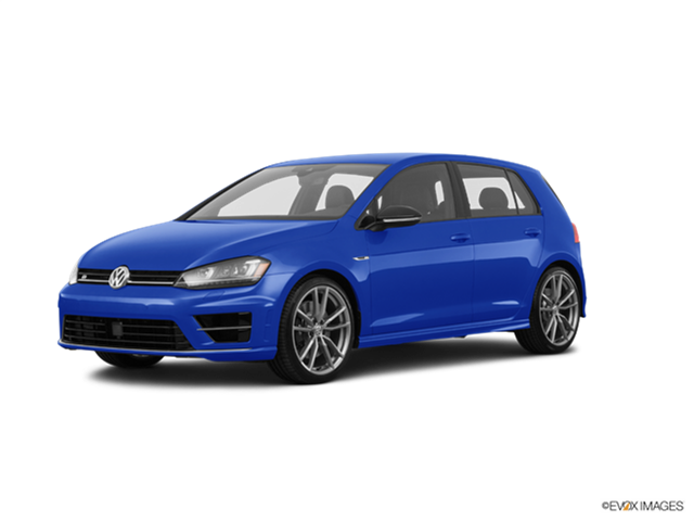 Highest Horsepower Hatchbacks of 2018 - 2018 Volkswagen Golf R
