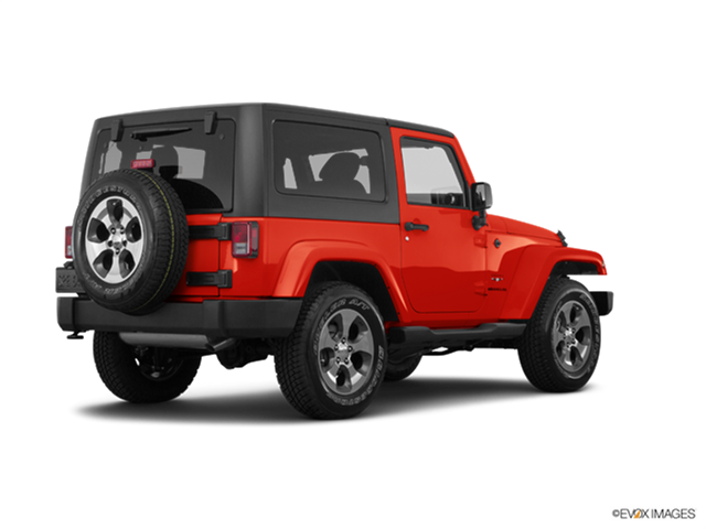 New Car 2018 Jeep Wrangler Freedom Edition (JK)