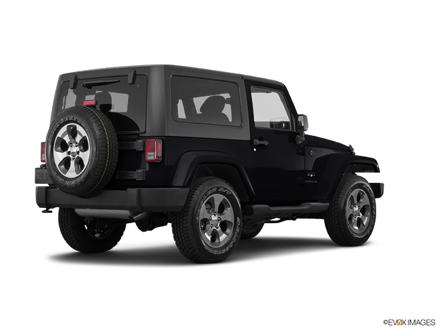 New Car 2018 Jeep Wrangler Golden Eagle (JK)