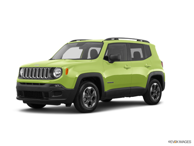 2018 Jeep Renegade Sport New Car Prices