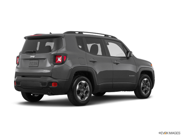 New Car 2018 Jeep Renegade Sport