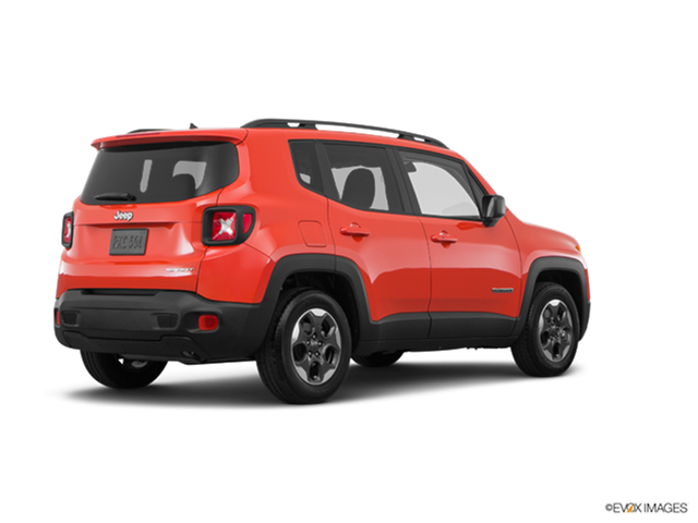 New Car 2017 Jeep Renegade Sport