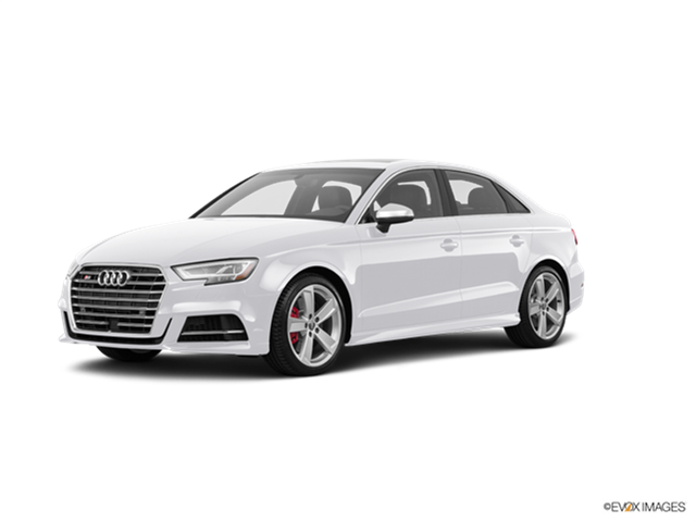 New Car 2018 Audi S3 Prestige