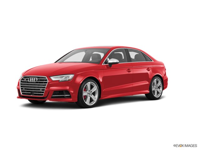 Top Expert Rated Sedans of 2018 - 2018 Audi S3