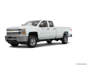 2017-Chevrolet-Silverado 2500 HD Double Cab