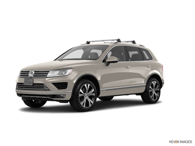 New Car 2017 Volkswagen Touareg V6 Wolfsburg Edition