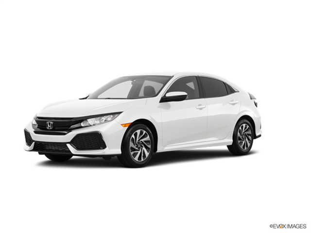 New Car 2017 Honda Civic LX
