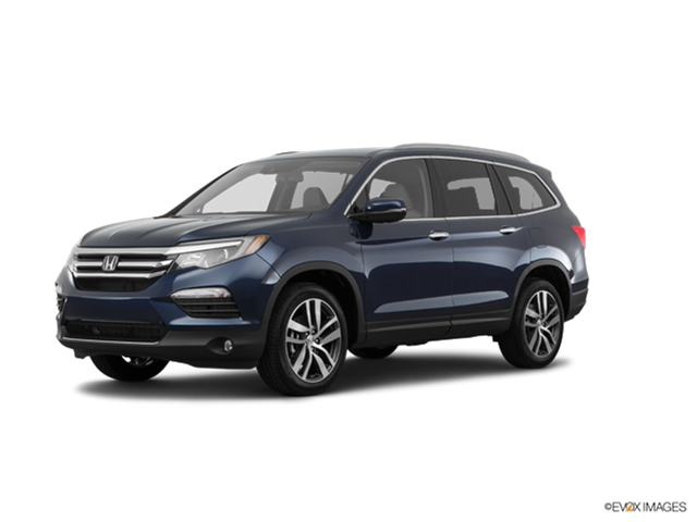 Top Expert Rated SUVs of 2017 - 2017 Honda Pilot