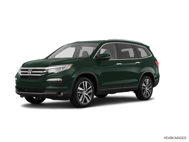 New Car 2017 Honda Pilot LX
