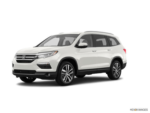 2017 honda pilot kelley blue book