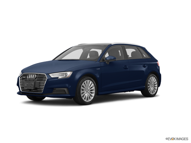 Most Fuel Efficient Luxury Vehicles of 2018 - 2018 Audi A3 Sportback e-tron