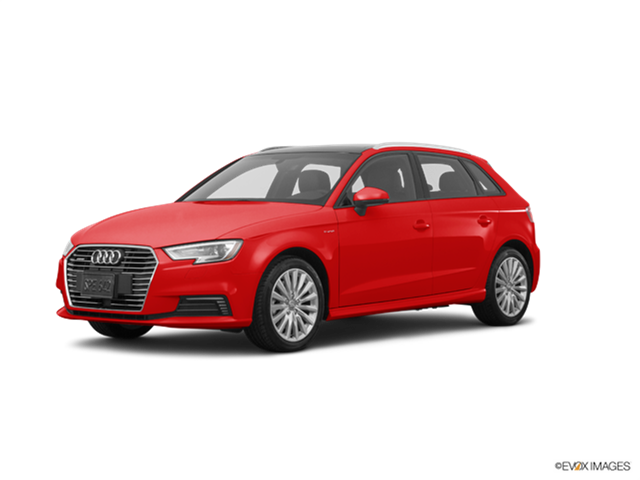 Top Expert Rated Electric Cars of 2017 - 2017 Audi A3 Sportback e-tron