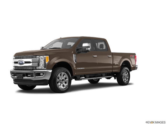 New Car 2017 Ford F350 Super Duty Crew Cab XLT